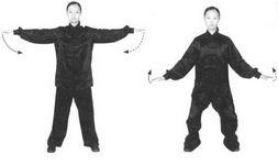 И Цзинь Цзин. Упражнение 8
